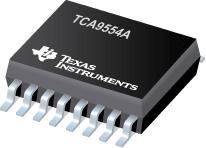 TCA9554A 远程 8 位 I2C 和 SMBus I/O 扩展器