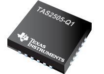TAS2505-Q1 2.6W 單聲道數字和模擬輸入汽車 D 類揚聲器放大器