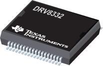 DRV8332 具有浪涌电流保护功能的 13A 三相无刷直流电机驱动器(PWM 控制器)