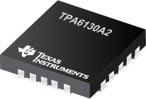 TPA6130A2 具有 I2C 音量控制的 138mW DirectPath? 立體聲耳機放大器 (TPA6130)