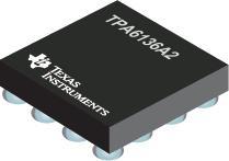 TPA6136A2 具有杂音抑制功能的 25mW...