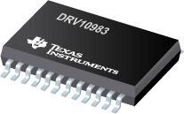 DRV10983 三相无传感器 BLDC 电机驱动器