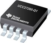 UCC27200-Q1 汽车类 120V 升压 3A 峰值电流的高频高端/低端驱动器
