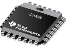 CLC020 具有集成电缆驱动器的 SMPTE 259M 数字视频串行器