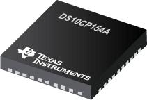 DS10CP154A 1.5 Gbps 4x4 LVDS 交叉点交换器