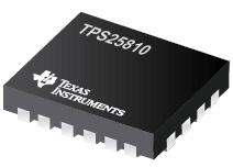 TPS25810 C 型 3.0A USB 电源