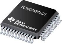 TL16C752CI-Q1 TL16C752CI-Q1 具有 64 字节 FIFO 的双路 UART