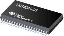 TIC10024-Q1 采用 SPI 接口的汽车类 24 路输入多开关检测