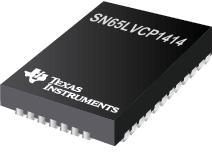 SN65LVCP1414 14.2GBPS 四通道、双模线性均衡器