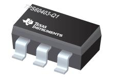 TPS60403-Q1 汽车类未稳压 60mA 充电泵电压反向器