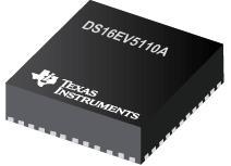 DS16EV5110A 用于 DVI、HDMI 源/中继器/接收器应用的视频均衡器 (3D+C)