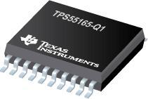 TPS55165-Q1 TPS5516x-Q1 36V、1A 输出、2MHz、单电感、同步转换器