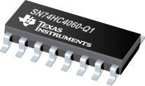 SN74HC4060-Q1 汽车类 14 级异步二进制计数器和振荡器