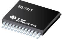 BQ77915 具有电池自主均衡功能的 3 节至 5 节串联可堆叠超低功耗初级保护器