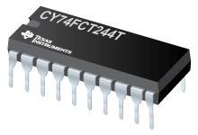 CY74FCT244T 具有三态输出的八路缓冲器和线路驱动器