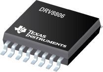 DRV8806 四通道串行接口低侧驱动器 IC