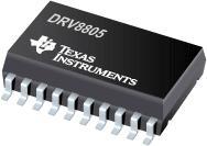 DRV8805 具有片上分度器的 2.0A 单极步进电机驱动器(Step/Dir 控制器)
