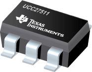 UCC27511 4A/8A 单通道高速低侧闸极驱动器