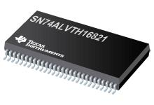 SN74ALVTH16821 具有三态输出的 2.5V/3.3V 20 位总线接口触发器