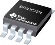 SN74LVC3G14 三路施密特觸發器反向器