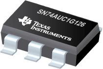 SN74AUC1G126 具有三态输出的单路总线缓冲器闸