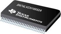 SN74LVCH16652A 具有三态输出的 16 位总线收发器和寄存器