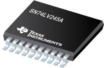 SN74LV245A 具有三态输出的八路总线收发器