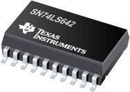 SN74LS642 具有集电极开路输出的八路总线收发器