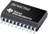 SN74HCT645 具有三态输出的八路总线收发器