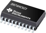 SN74HC623 具有三态输出的八路总线收发器