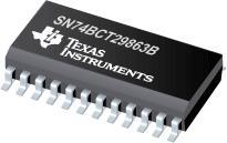 SN74BCT29863B 9 位总线收发器