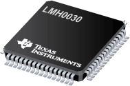 LMH0030 具有视频和辅助数据 FIFO 及集成电缆驱动器的 SMPTE 292M/259M 数字视频串行器