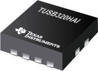 TUSB320HAI TUSB320LAI,TUSB320HAI USB Type-C 配置通道逻辑和端口控制