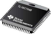 TL16C754B 具有 64 字节 FIFO 的四路 UART