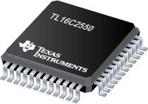 TL16C2550 具有 16 字节 FIFO 的 1.8V 至 5V 双路 UART