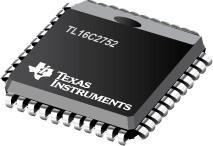 TL16C2752 具有 64 字节 FIFO 的双路 UART
