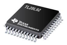 TL28L92 3.3V/5V 双路通用异步接收器/发送器
