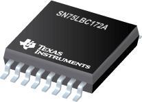 SN75LBC172A 四路 RS-485 差动线路驱动器