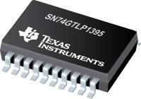 SN74GTLP1395 具有独立 LVTTL 端口、Fdbk 路径和可选择极性的双路 1 位 LVTTL/GTLP 可调节边沿速率总线 Xcvrs