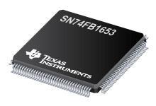 SN74FB1653 具有缓冲时钟线路的 17 位 LVTTL/BTL 通用存储收发器