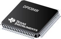 DP83849I PHYTER 雙路工業溫度,靈...