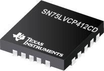 SN75LVCP412CD 带电缆检测的双通道 ...
