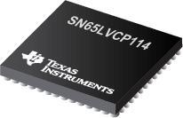 SN65LVCP114 14.2Gbps 四通道多路复用器、线性转接驱动器,具有信号调节板