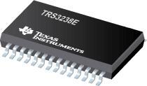 TRS3238E 具有 +/-15kV ESD ...