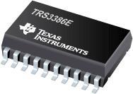 TRS3386E 具有逻辑侧独立电源引脚的 RS...