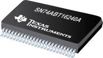 SN74ABT16240A 具有三态输出的 16 位缓冲器/驱动器