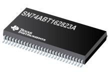 SN74ABT162823A 具有三态输出的 18 位总线接口触发器