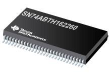 SN74ABTH162260 具有串联阻尼电阻和三态输出的 12 位到 24 位多路复用 D 类锁存器