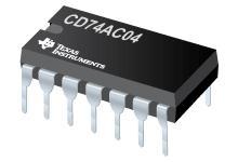 CD74AC04 六個反向器