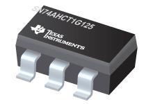 SN74AHCT1G125 具有三态输出的单路总线缓冲器闸